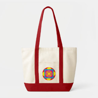 Saco vermelho bolsas para compras