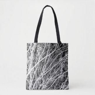 Sacola da árvore bolsas tote