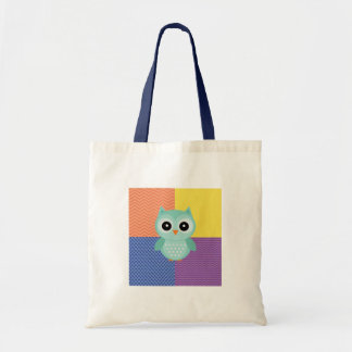sacola da coruja bolsa tote