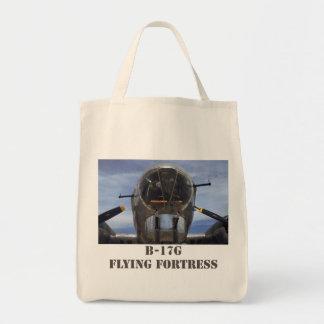 Sacola da fortaleza do vôo de B-17G Sacola Tote De Mercado