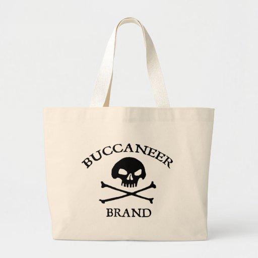 Sacola da marca do corsário bolsa para compra