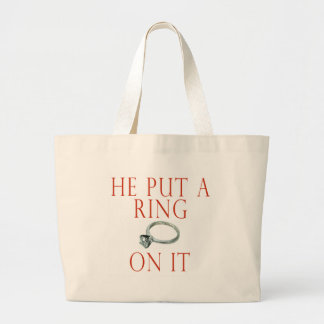 Sacola da noiva do noivado bolsa
