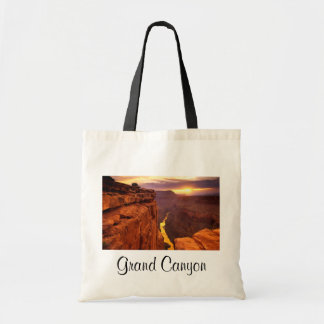 Sacola das canvas da arizona do parque nacional do sacola tote budget