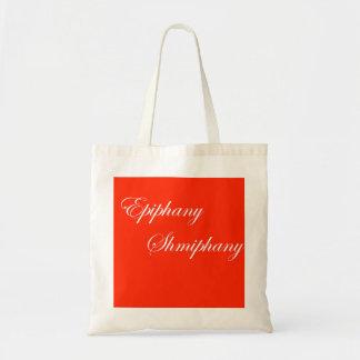 Sacola de Shmiphany do esmagamento Sacola Tote Budget