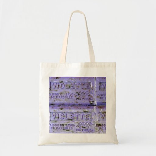 Sacola de Violette Bolsas De Lona
