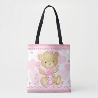 Sacola do bebé bolsas tote