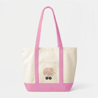 Sacola do carrinho de bebê bolsa para compras