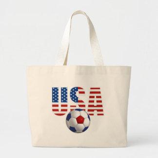 Sacola do futebol dos EUA Bolsas