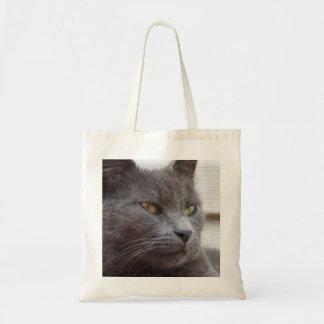 Sacola do gato bolsas de lona