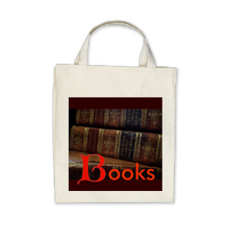 Sacola do livro bolsas