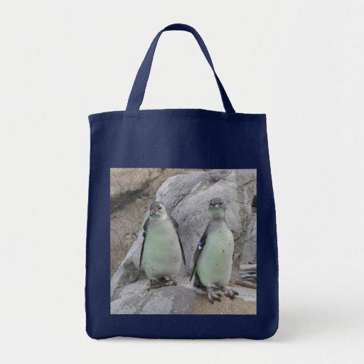 Sacola do mantimento do pinguim bolsa