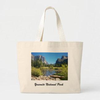 Sacola do parque nacional de Yosemite Bolsa Tote Grande