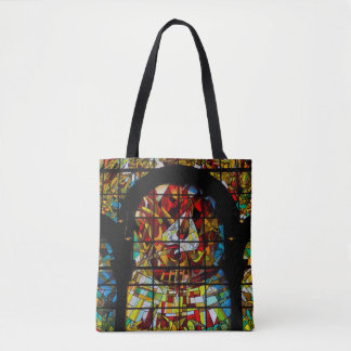 Sacola do vitral bolsa tote