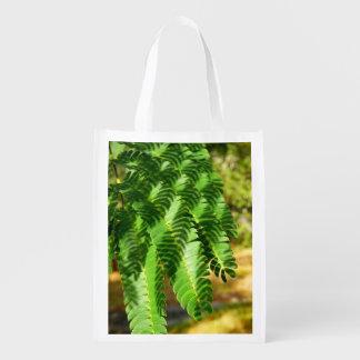 Sacola Ecológica A árvore de seda persa sae do saco reusável