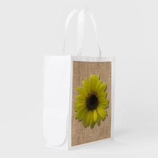Sacola Ecológica A bolsa de compra reusável - serapilheira e