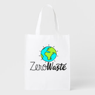 Sacola Ecológica A bolsa de compra reusável Waste zero