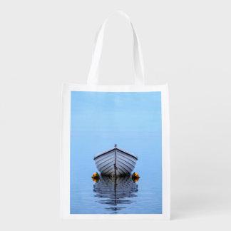Sacola Ecológica Barco solitário