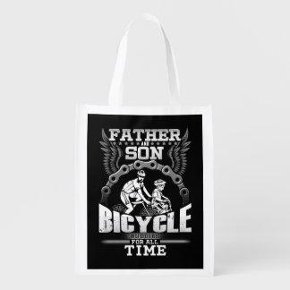 Sacola Ecológica Bicicleta do filho do pai