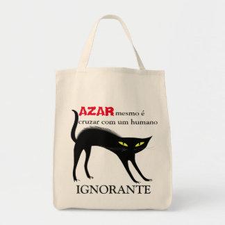 Sacola ecológica bolsas de lona