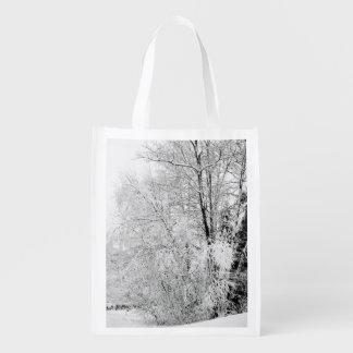 Sacola Ecológica Brancos do inverno