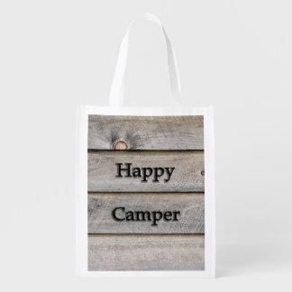 Sacola Ecológica Campista feliz