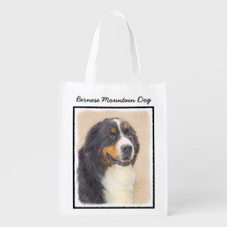 Sacola Ecológica Cão de montanha de Bernese
