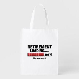 Sacola Ecológica Carga 2017 da aposentadoria