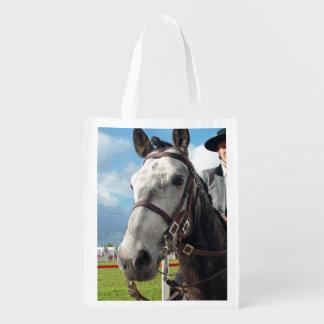 Sacola Ecológica Cavalo puro da raça