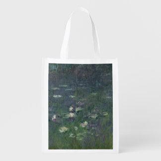 Sacola Ecológica Claude Monet | Waterlilies: Manhã, 1914-18
