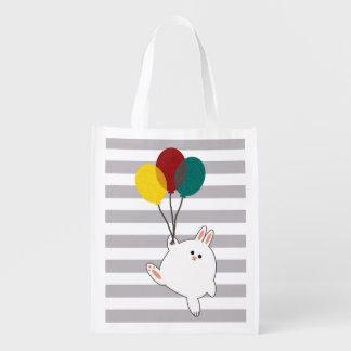 Sacola Ecológica Coelho do balão