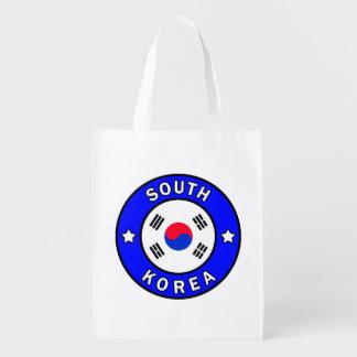 Sacola Ecológica Coreia do Sul