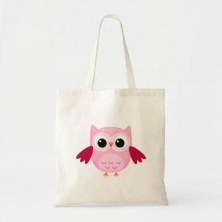 Sacola ecológica coruja bolsas
