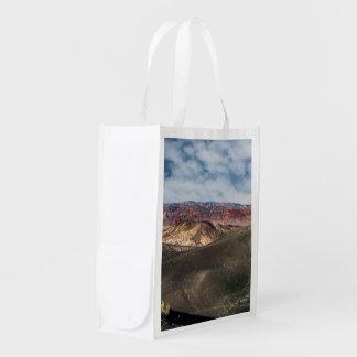 Sacola Ecológica Cratera o Vale da Morte de Ubehebe