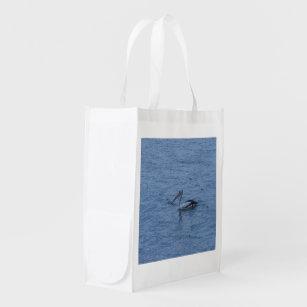 Sacola Ecológica Criar sua própria bolsa de compra reusável