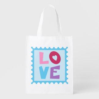 Sacola Ecológica Design do amor