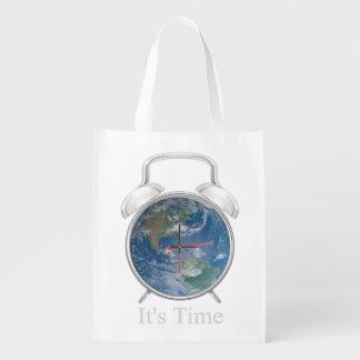 Sacola Ecológica É tempo!
