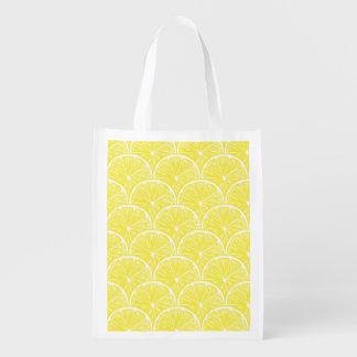 Sacola Ecológica Fatias do limão