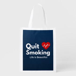 Sacola Ecológica Fumo parado