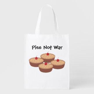 Sacola Ecológica Guerra das tortas não