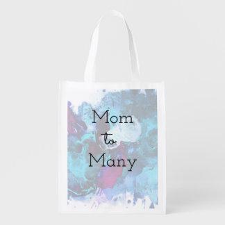 Sacola Ecológica Mamã a muitos