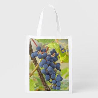 Sacola Ecológica Mantimento reusável Bab das uvas