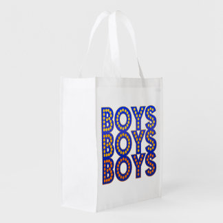 Sacola Ecológica Meninos dos meninos dos meninos