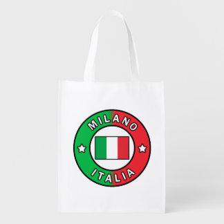 Sacola Ecológica Milão Italia