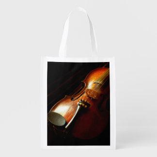 Sacola Ecológica Música - violino - os clássicos