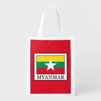 Sacola Ecológica Myanmar