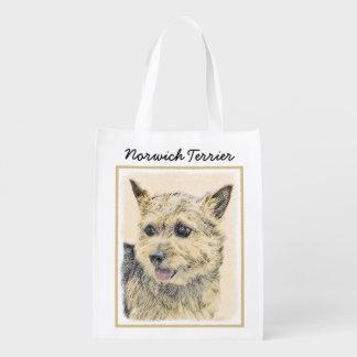 Sacola Ecológica Norwich Terrier