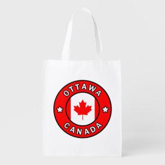 Sacola Ecológica Ottawa Canadá