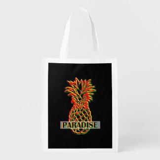 Sacola Ecológica Paraíso do abacaxi