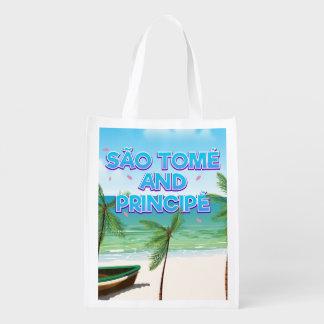 Sacola Ecológica Praia de São Tomé e de Principé