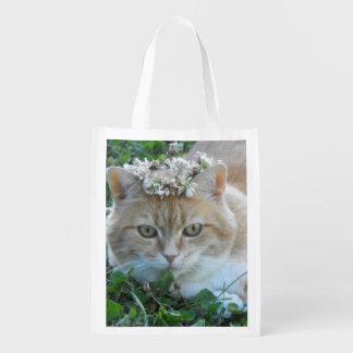 Sacola Ecológica Princesa do gatinho